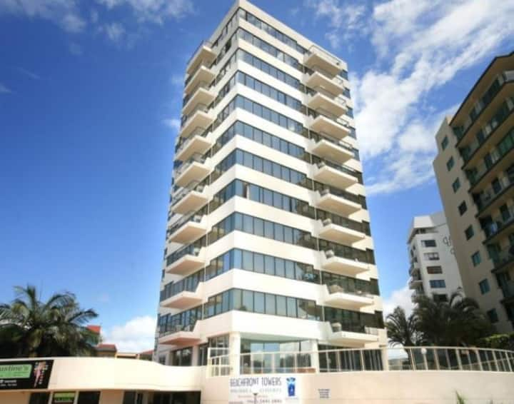 Resort unit beachside Maroochydore