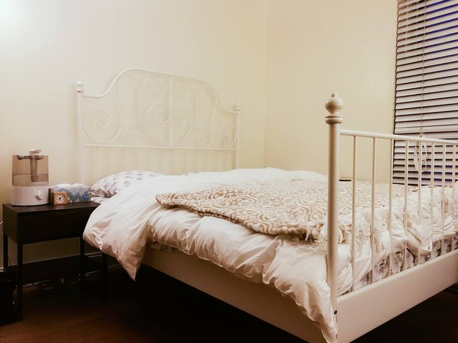 Stylish Queen size bed