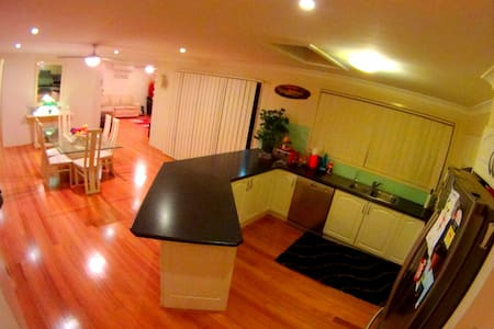 Beautiful & spacious house with all the amenities - Blacktown
