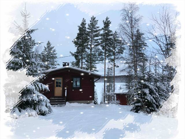 Pihlajaniemi Cottage