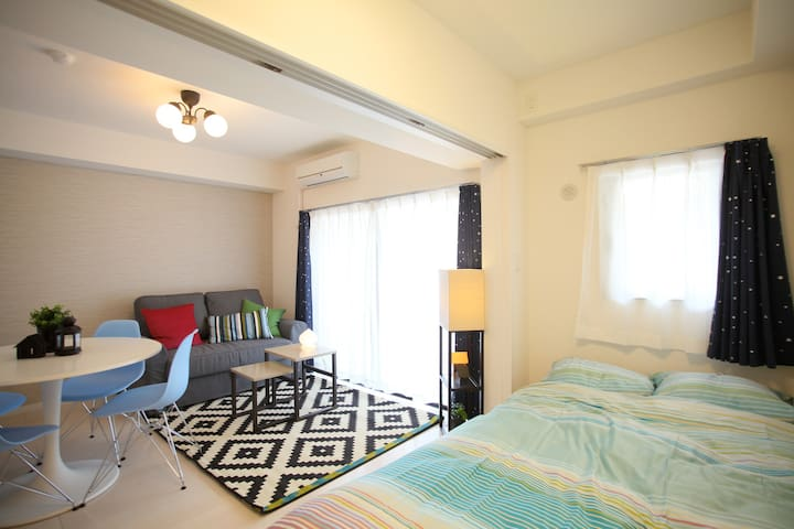 Luxe famiyhome for 10 Baysideplace - 福岡市 - Pis