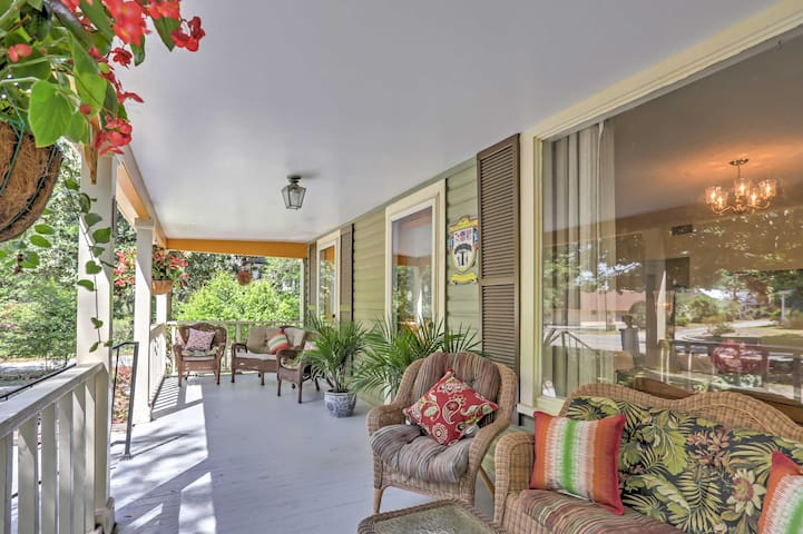 NEW! Charming 3BR Fairhope Cottage-Steps from Pier