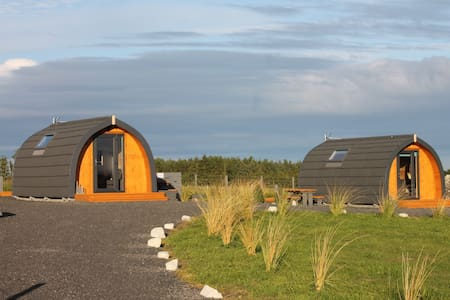North Star Glamping  Luxury Glamping Pods