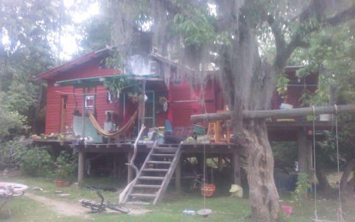 Casa en arroyo esperita delta