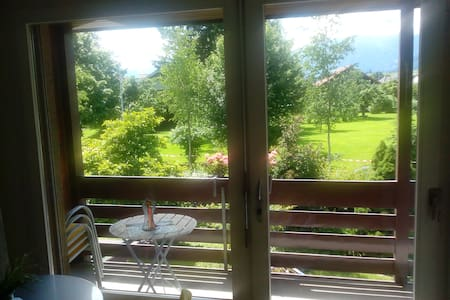 Schönes Doppel-Zimmer mit Balkon - Thun