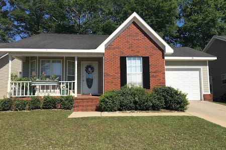 ACOM friendly guest room - Dothan - Casa