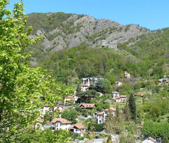 CàMiaschetta: la tua casa nel verde - Savignone - Talo