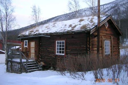 Frihetsli - Øverbygd - 통나무집