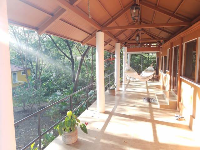 Luxury Nicaraguan villa on Laguna de Apoyo