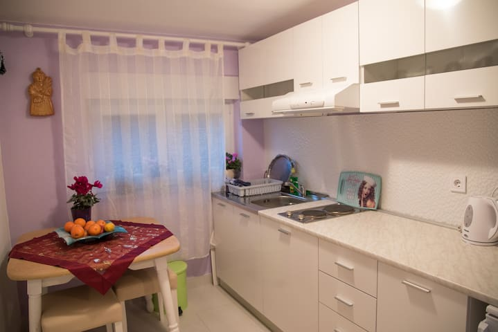 Apartment Flamingo - Daruvar - Apartamento