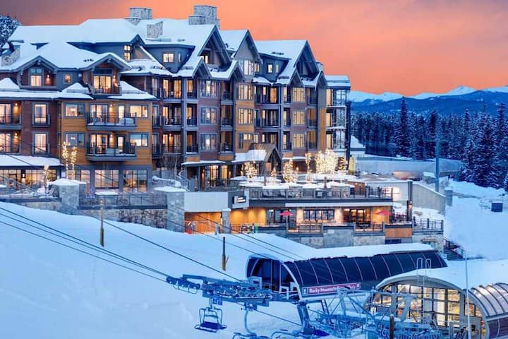 Ski-in/out 1 Bed Suite on Peak8 at Grand Colorado