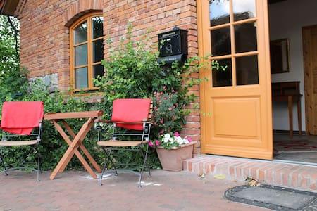 Maison de campagne à Gressow avec terrasse