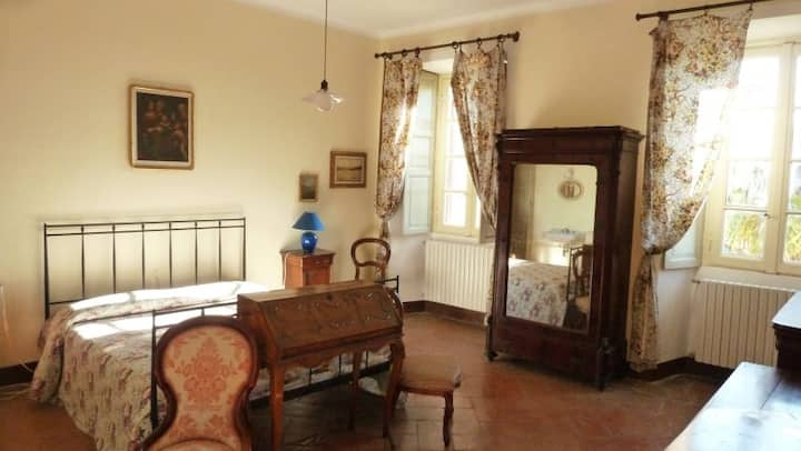 Villa Belgiojoso, Two rooms