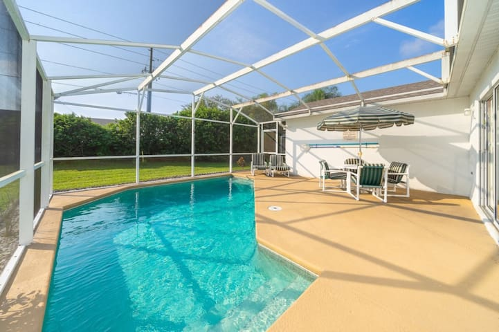 Private SOUTH Facing Pool