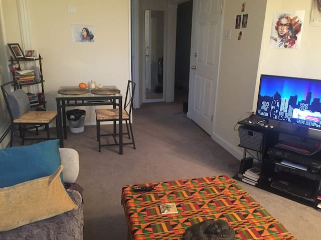 Quiet Apt- 45 minute train to NYC! - Bellmore - Appartement