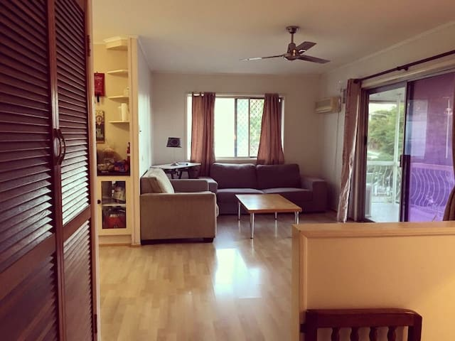 SHORT TERM ROOM FOR RENT - BRISBANE - MacGregor - House
