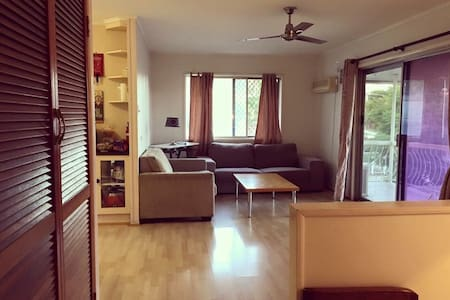 SHORT TERM ROOM FOR RENT - BRISBANE - MacGregor - Talo
