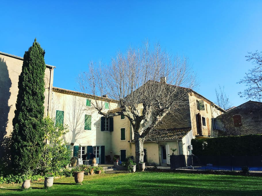 Beziers Villa Louer
