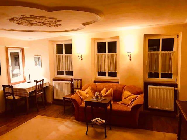 Blacksmith Lounge with modern comfort