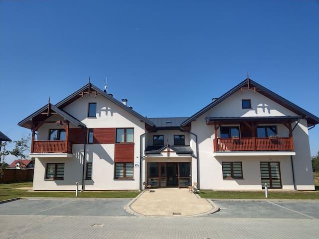 Apartament Nałęczów 33 m2