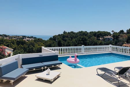"Villa, pool and seaview ""Casa Beatrice"""