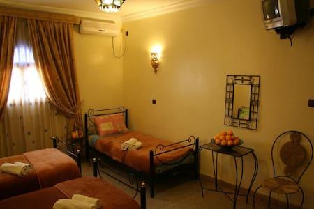 Chambre triple - Ouarzazate