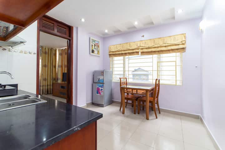 Comfortable APARTMENT in Hoang Cau