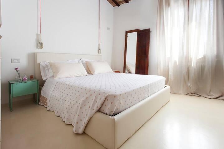 I FellinianiB&B: TABACHERA (double bedroom) - Rimini - Bed & Breakfast
