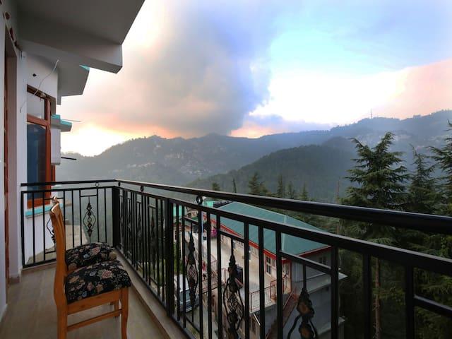 Best Priced-2BHK Home in Vibgyor Valley, Shimla