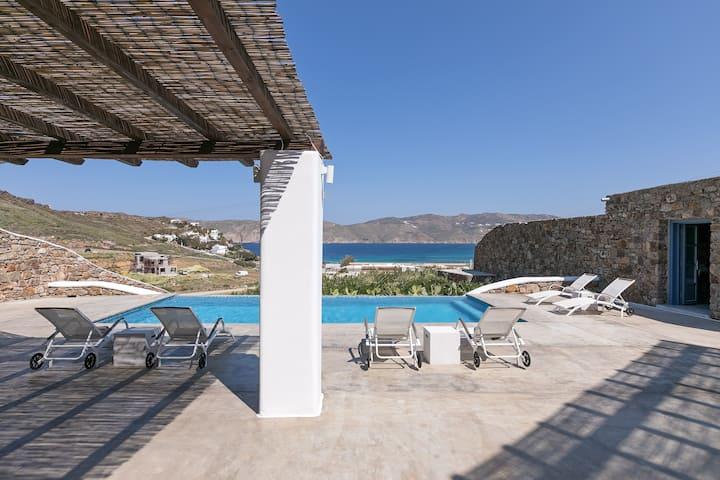 4 Bedroom Private Pool Villa with sea view
