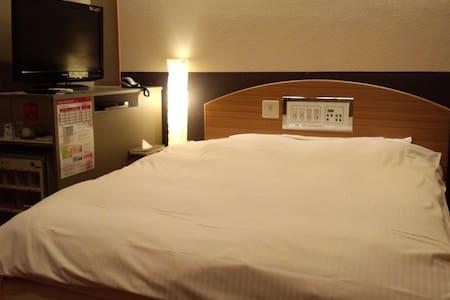 Minatomachi Kobe Double-bed 1Person [Adult Only] - Chūō-ku, Kōbe-shi