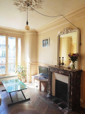 Chambre privée Paris 11e