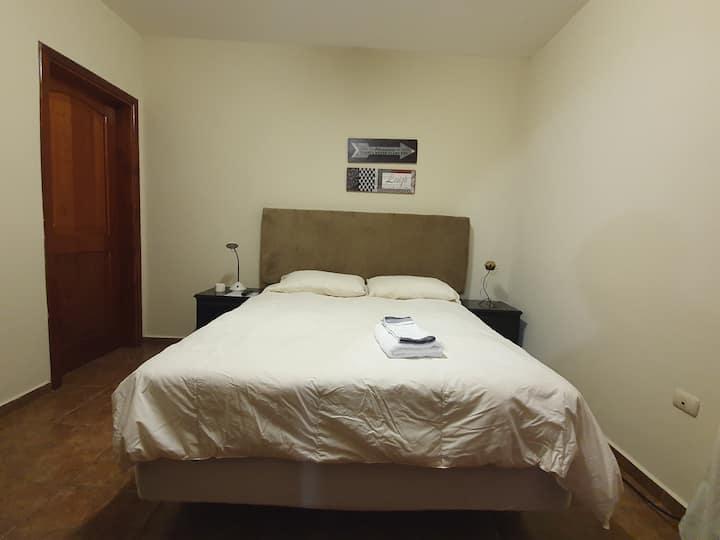 Acogedor apartamento  en zona exclusiva.