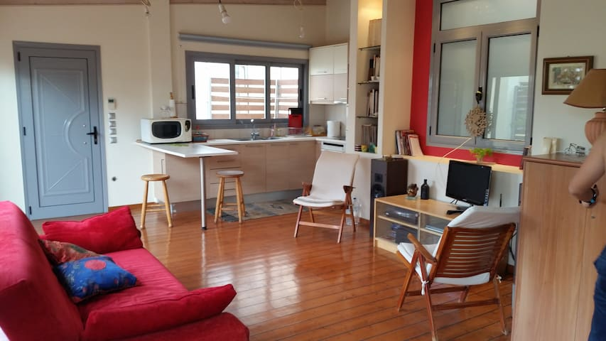 Stylish Loft near the center of the city - Kallithea - Altro