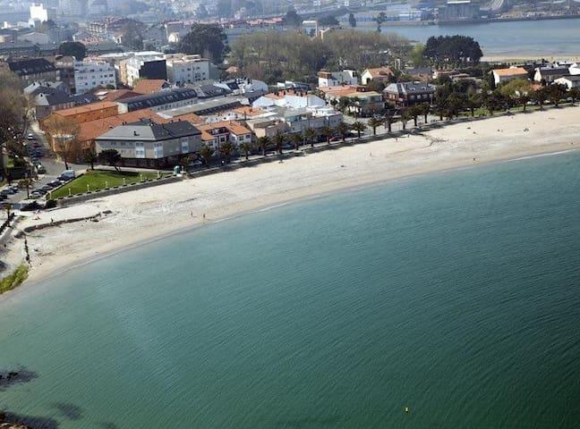 SANTA CRISTINA BEACH - LA CORUNA - Oleiros - Appartement