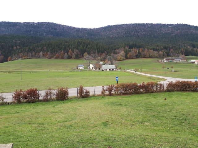 Logement proche multi activités Vercors été/hiver