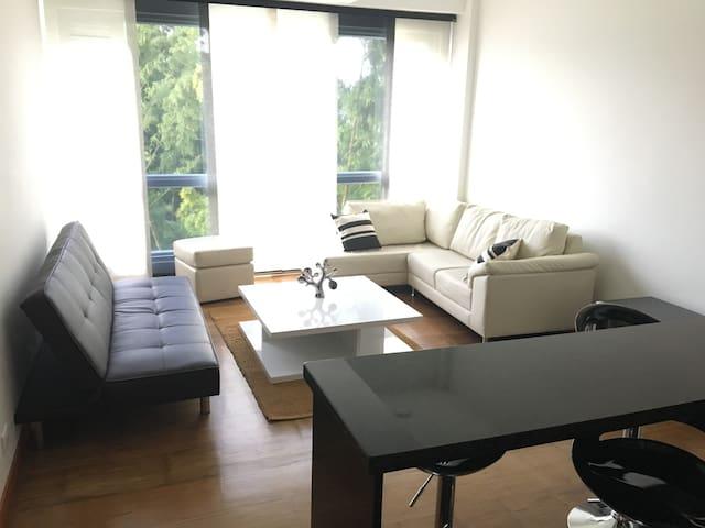 Apartamento Moderno, Exclusivo y Cerca de Todo - Manizales - Pis