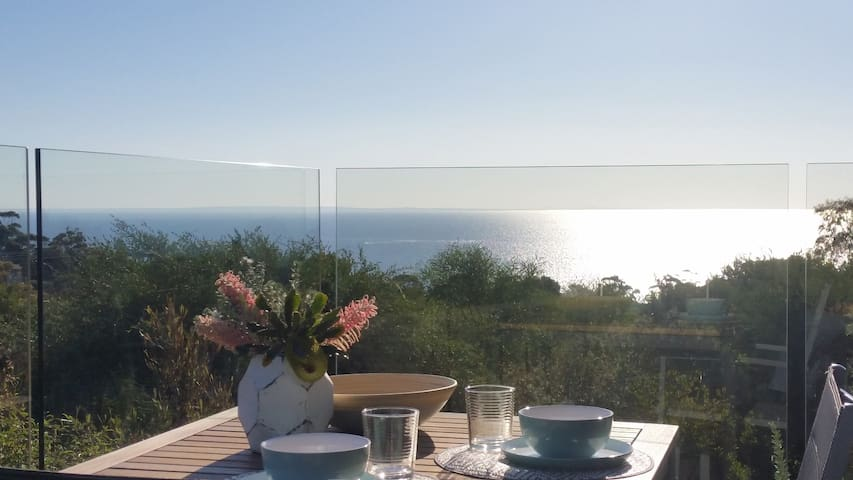 Stunning bay views! - Mount Martha - Apartamento