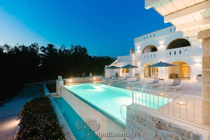 Luxurious Villa Don Salvatore with Pool & Terrace