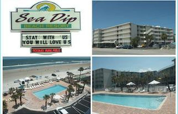 Oceanview Condotel on Daytona Beach