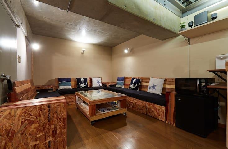 Enoshima Guest House 134(Dormitory) - Fujisawa-shi