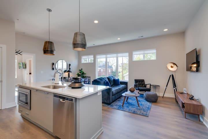 JURNY | Vanderbilt | Stunning 1 Bedroom