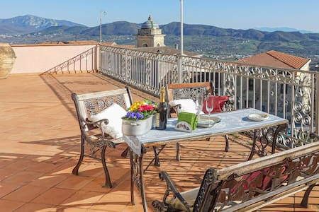 Holiday apartment with 2 bedrooms on 135m² in S. Cipriano Picentino