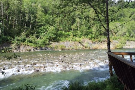 A River Runs Through It - Skykomish - House - 2