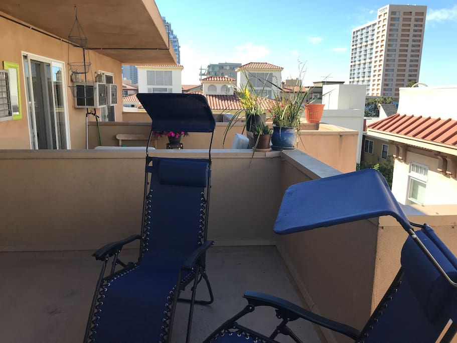 Downtown loft with private rooftop parking lofts - Loft industriel san diego californie ...