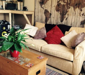 Beautiful flat in the ancient city of Winchester - Apartemen