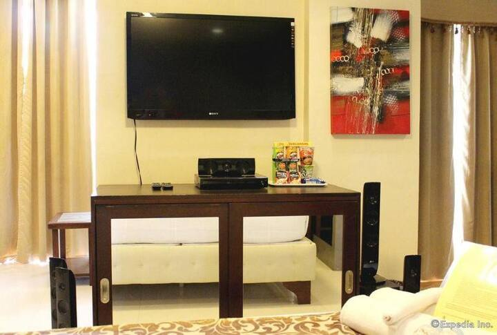 Decent Room Standard At Clark Angeles City