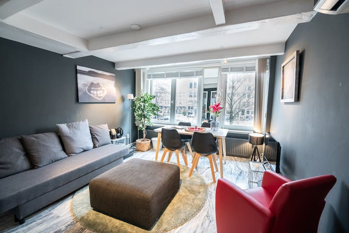 Stunning Canalview Apartment