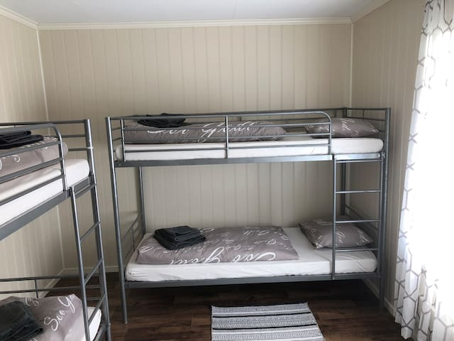 Hafslo-Sagi 4,4 person room Nr. 102
