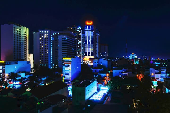 Nha Trang Beautiful Apartment- Beach❤️️ -Lee House